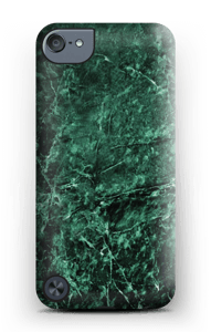 Green marble case for your IPod Touch 5