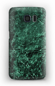 Green marble case for your Galaxy S6