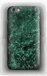 Grønn marmor deksel IPhone 6 Plus tough