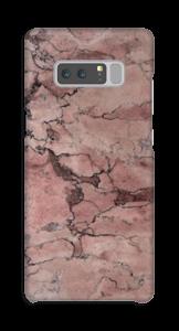 Rød stein deksel Galaxy Note8
