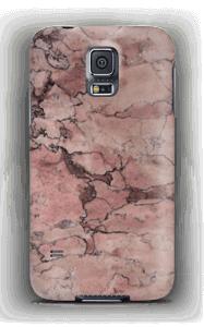 Punakivi kuoret Galaxy S5