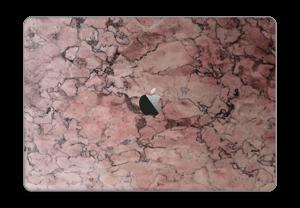 """Rød sten Skin MacBook Pro 15"""" 2016-"""