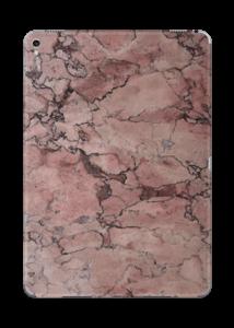 Rød sten Skin IPad Pro 9.7