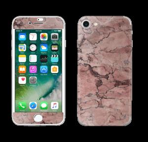 Rød sten Skin IPhone 7