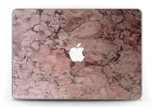 "Rood steen Skin MacBook Pro Retina 13"" 2015"