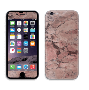 Rød sten Skin IPhone 6/6s