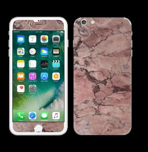 Rød sten Skin IPhone 6 Plus
