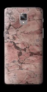 Pierre rouge Skin OnePlus 3