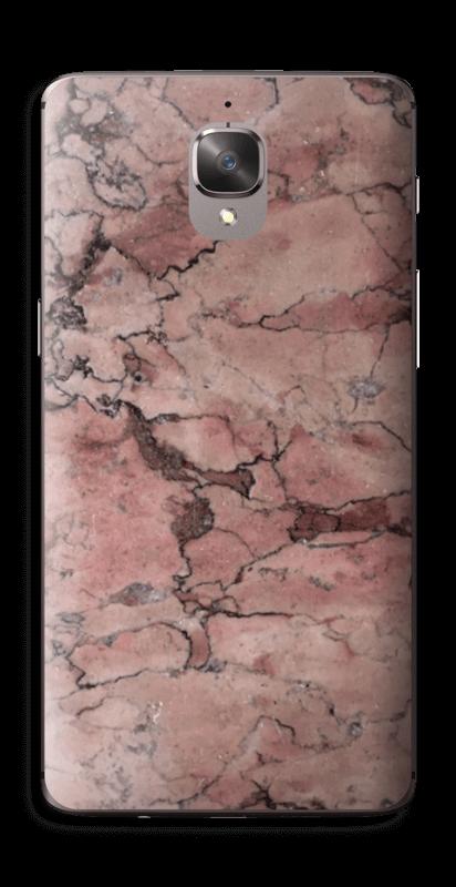 Rød sten Skin OnePlus 3