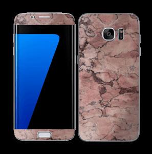 Pierre rouge Skin Galaxy S7 Edge
