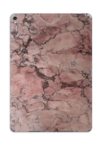 Rød sten Skin IPad Pro 10.5