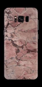 Rød sten Skin Galaxy S8