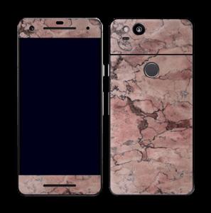 Rød sten Skin Pixel 2