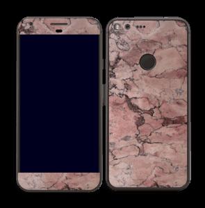 Rød sten Skin Pixel XL
