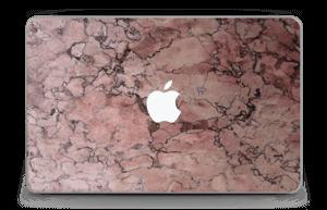 "Rød sten Skin MacBook Air 11"""