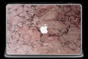 """Rød sten Skin MacBook Pro 15"""" -2015"""
