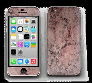 Rød sten Skin IPhone 5c