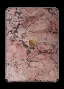 Rød sten Skin IPad Pro 12.9