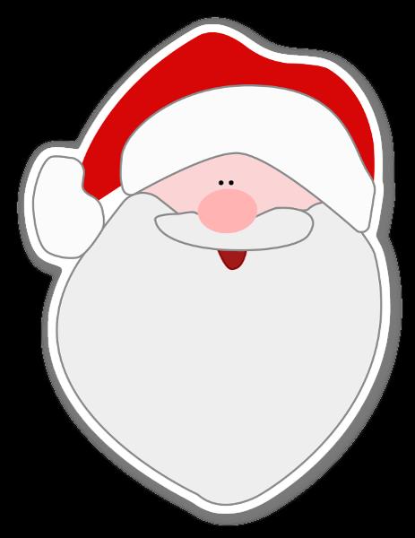 Joulupukki tarrat