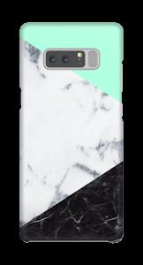 Mint Marmer  hoesje Galaxy Note8