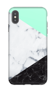 A little mix  case IPhone XS Max tough