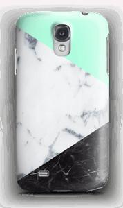 Mint Marmer  hoesje Galaxy S4