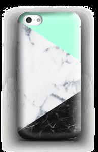 Mistura contrastante Capa IPhone 5c