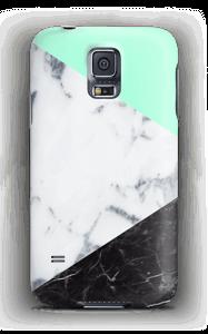 Mistura contrastante Capa Galaxy S5