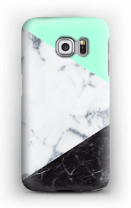 Mistura contrastante Capa Galaxy S6 Edge