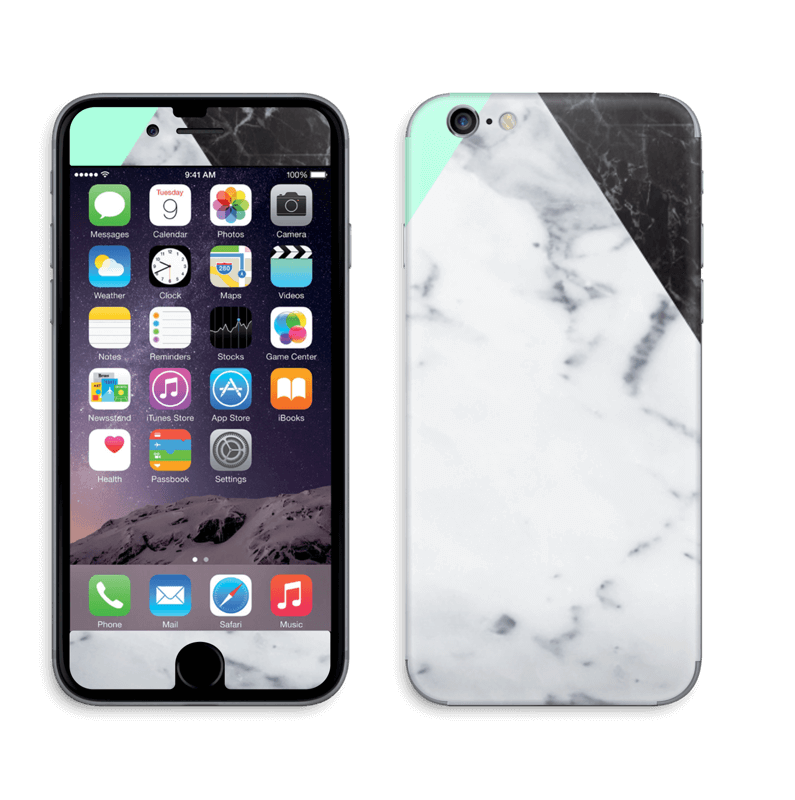 Matchy marmor Skin IPhone 6/6s