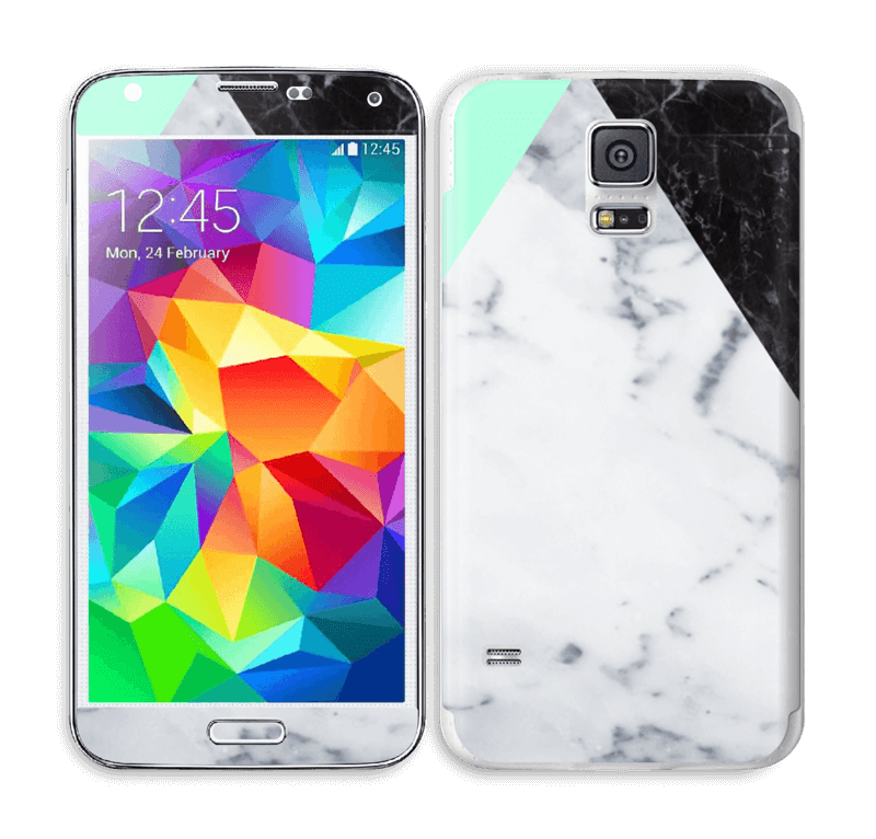 Matchy marmor Skin Galaxy S5