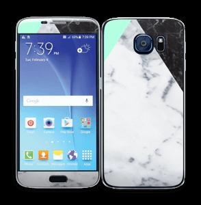 Mix coloré Skin Galaxy S6