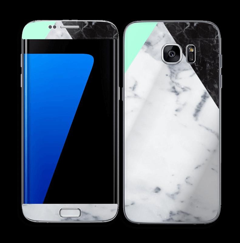 Matchy marmor Skin Galaxy S7 Edge