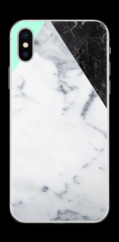 Matchy marmor Skin IPhone X