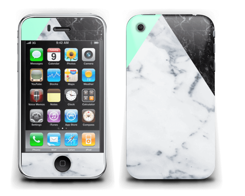 Matchy marmor Skin IPhone 3G/3GS