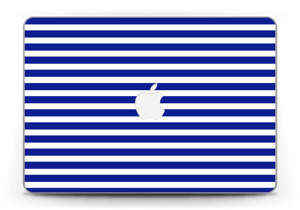 "Matrosstriper Skin MacBook Pro Retina 13"" 2015"