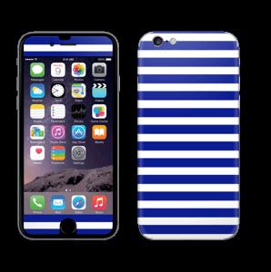 Matrosstriper Skin IPhone 6/6s