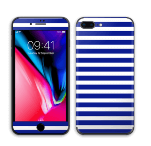Matrosstriper Skin IPhone 8 Plus