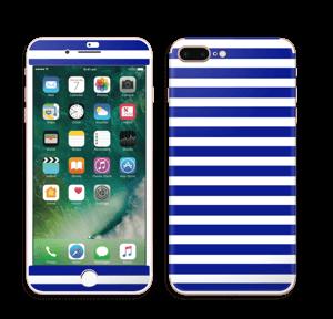 Matrosstriper Skin IPhone 7 Plus