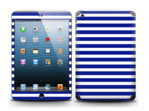 Rayures marines Skin IPad mini 2