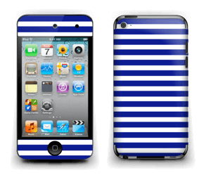 Matrosstriper Skin IPod Touch 4th Gen