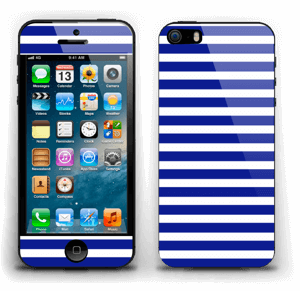 Matrosstriper Skin IPhone 5s