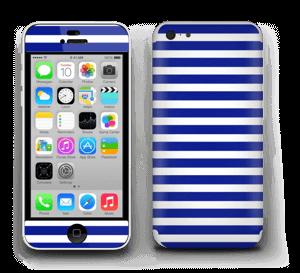 Matrosstriper Skin IPhone 5c