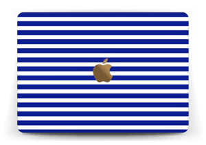 Matrosstriper Skin MacBook 12""