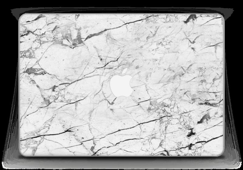 """Hvit klassisk marmor Skin MacBook Pro Retina 13"""" 2015"""