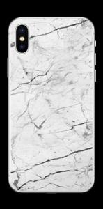 Blanc parfait Skin IPhone X
