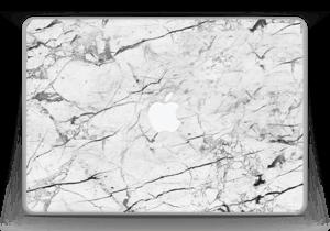 The perfect white  Skin MacBook Pro 13