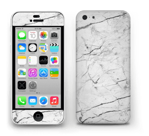 The perfect white  Skin IPhone 5c