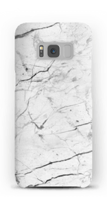 Perfect wit hoesje Galaxy S8