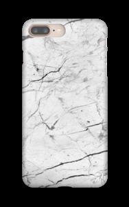 Perfekt hvit marmor deksel IPhone 8 Plus